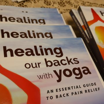 Knowledge About How Your Body Works is Empowering, Yoga for Back Care